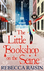 Little Bookshop on the Seine cover