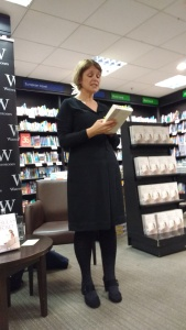 Mairi W book launch