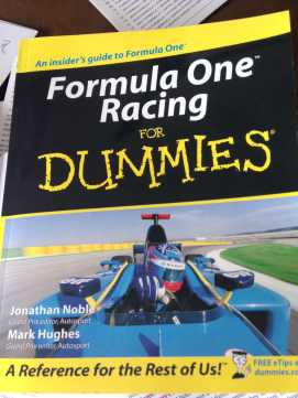 Book racing for dummies