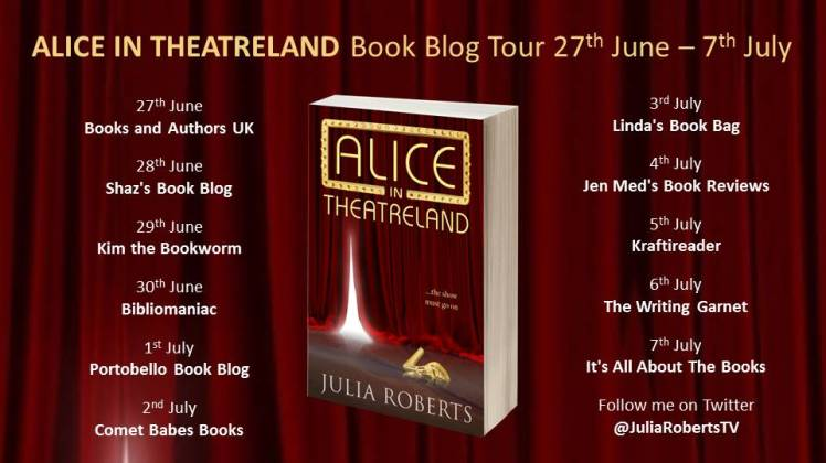 Alice Book Blog Tour 3