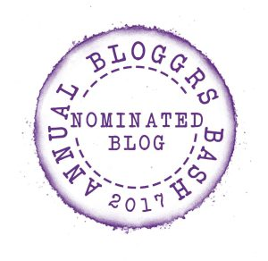 Nominated blog badge