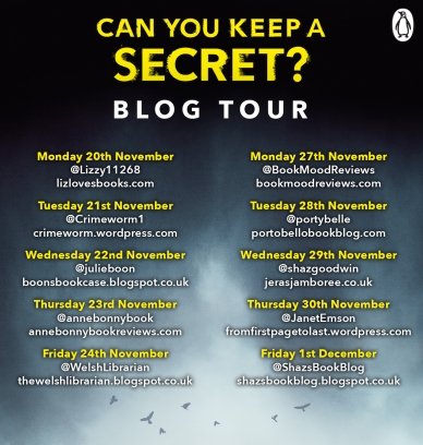 Karen Perry Blog Tour Image 2