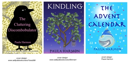 Paula Harmon book covers