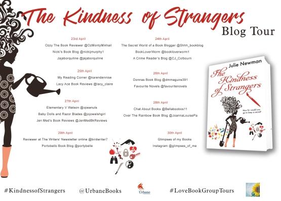 kindness strangers