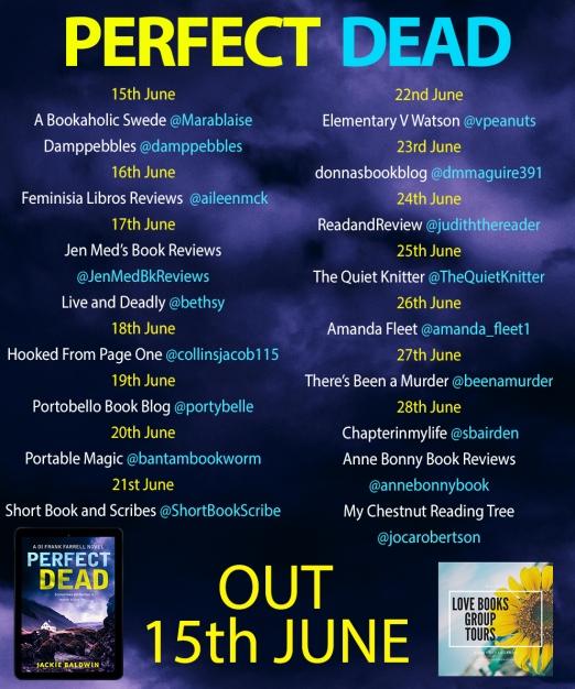 Perfect Dead Blog Tour graphic final